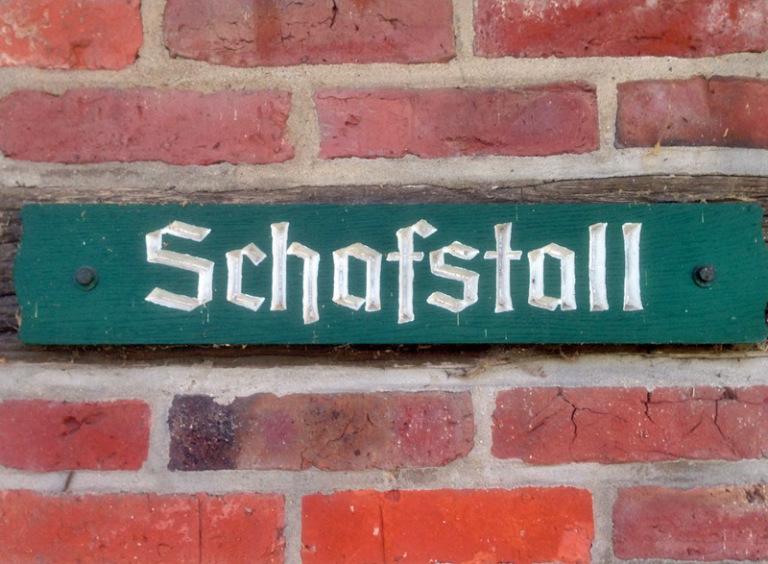 Schafstall