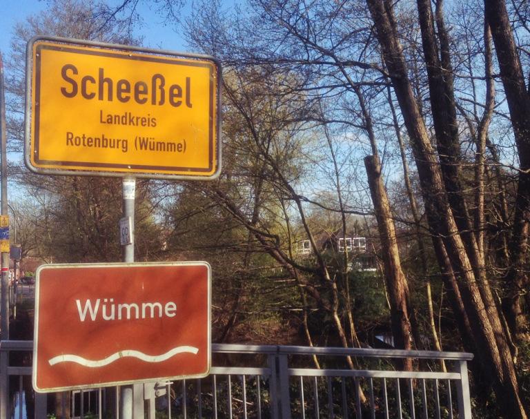 Scheessel ROW