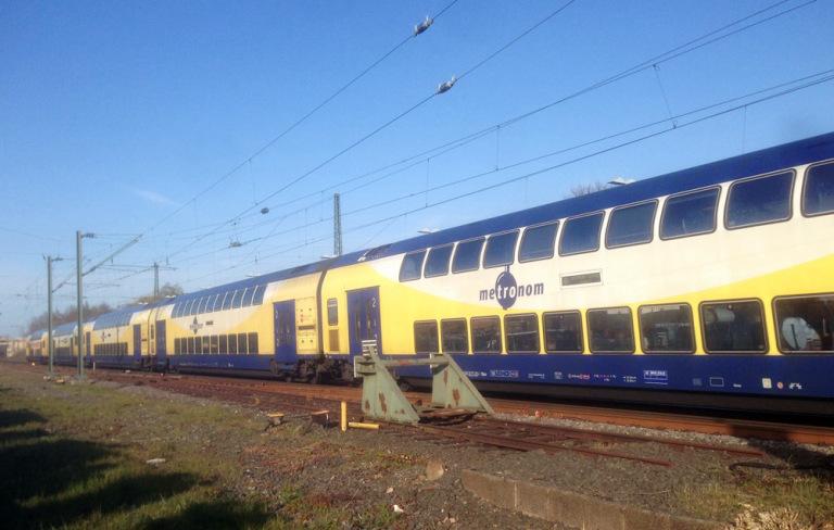 Metronom Bahnverkehr Bremen Rotenburg Scheessel Hamburg